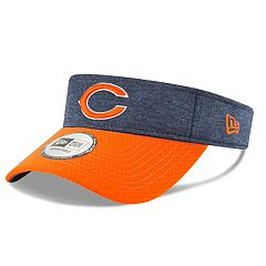 Adult New Era Chicago Bears Official Adjustable Visor