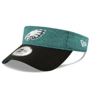 Adult New Era Philadelphia Eagles Official Adjustable Visor