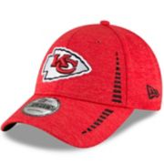 Youth New Era Kansas City Chiefs Speed 9FORTY Adjustable Cap