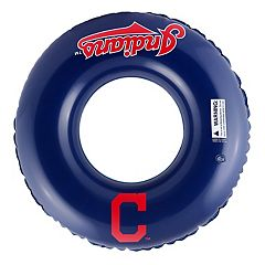 Forever Collectibles Cleveland Indians Inflatable Tube