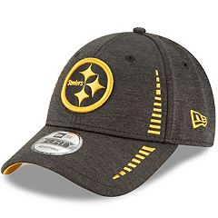 Youth New Era Pittsburgh Steelers Speed 9FORTY Adjustable Cap