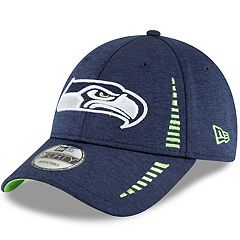 Youth New Era Seattle Seahawks Speed 9FORTY Adjustable Cap