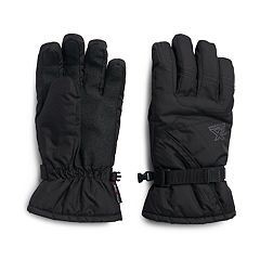 Men's ZeroXposur Travis Touchscreen Ski Gloves