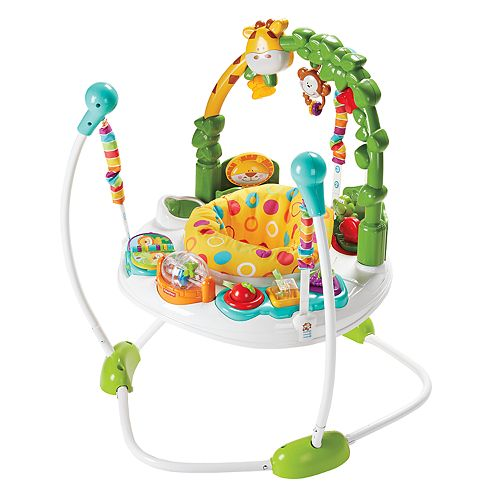 50f50187a064 Fisher-Price Go Wild Jumperoo