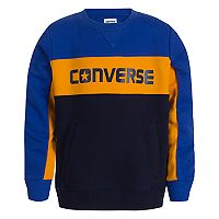 Boys 8-20 Converse Colorblock Sweatshirt