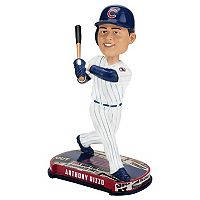 Forever Collectibles Chicago Cubs Anthony Rizzo Headline Bobble Head