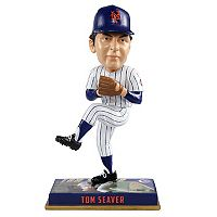 Forever Collectibles New York Mets Tom Seaver Legend Series Bobble Head