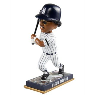 Forever Collectibles New York Yankees Reggie Jackson Legend Series Bobble Head