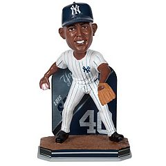 Forever Collectibles New York Yankees Luis Severino Name & Number Bobble Head