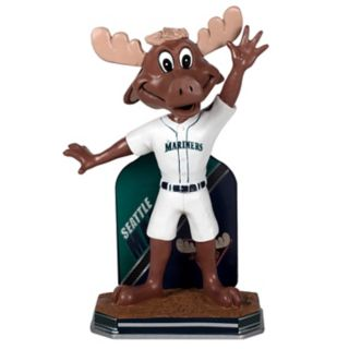 Forever Collectibles Seattle Mariners Mascot Name & Number Bobble Head
