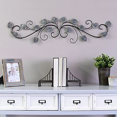 Stratton Home Decor Over-The-Door Leaves Wall Decor