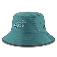 Adult New Era Philadelphia Eagles Training Bucket Hat