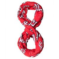 Forever Collectibles St. Louis Cardinals Team Logo Infinity Scarf