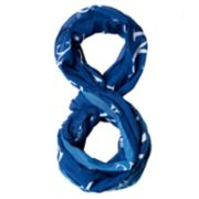 Forever Collectibles Kansas City Royals Team Logo Infinity Scarf