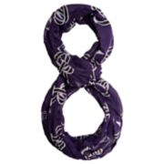 Forever Collectibles Colorado Rockies Team Logo Infinity Scarf