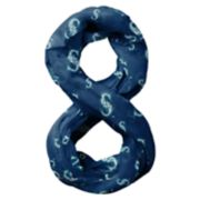 Forever Collectibles Seattle Mariners Team Logo Infinity Scarf