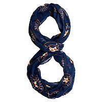 Forever Collectibles Houston Astros Team Logo Infinity Scarf