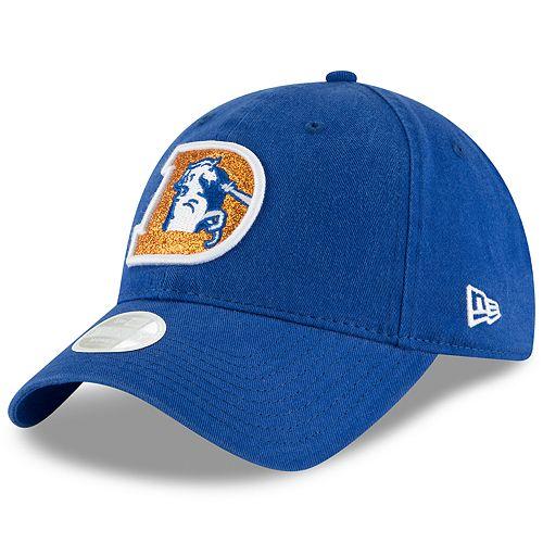 Women's New Era Denver Broncos Glisten Adjustable Cap