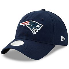 Women's New Era New England Patriots Glisten Adjustable Cap
