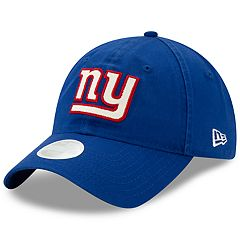 Women's New Era New York Giants Glisten Adjustable Cap