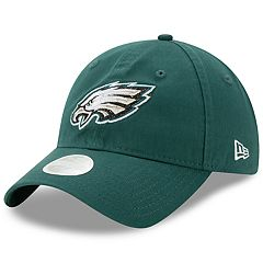 Women's New Era Philadelphia Eagles Glisten Adjustable Cap