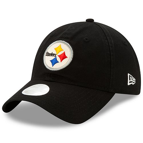 Women's New Era Pittsburgh Steelers Glisten Adjustable Cap