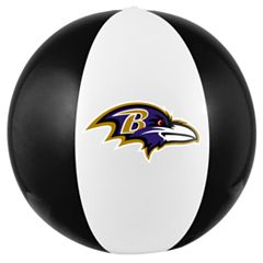 Forever Collectibles Baltimore Ravens Beach Ball