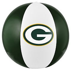 Forever Collectibles Green Bay Packers Beach Ball