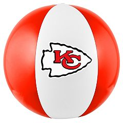 Forever Collectibles Kansas City Chiefs Beach Ball