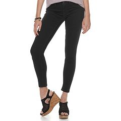 Juniors' SO® Low-Rise Ultimate Jeggings