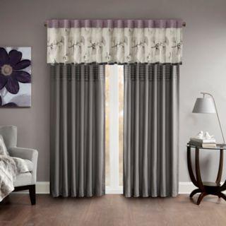 Madison Park Sutton Window Curtain Set