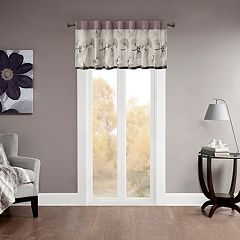 Madison Park Sutton Window Valance