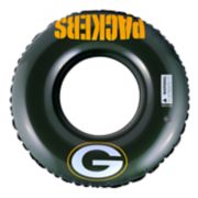 Forever Collectibles Green Bay Packers Inflatable Tube