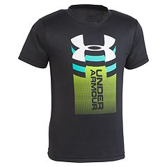 Boys 4-7 Under Armour Rising Big Logo Graphic Tee