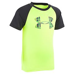 Boys 4-7 Under Armour Distinction Logo Raglan Graphic Tee