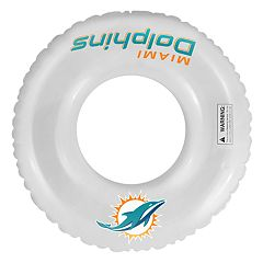 Forever Collectibles Miami Dolphins Inflatable Tube