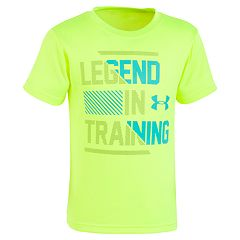 Boys 4-7 Under Armour 'Legend In Training' Logo Graphic Tee