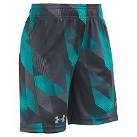 Boys 4-7 Under Armour Abstract Logo Shorts