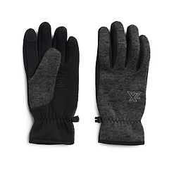 Men's ZeroXposur Sherpa-Lined Touchscreen Gloves