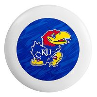 Forever Collectibles Kansas Jayhawks Flying Disc