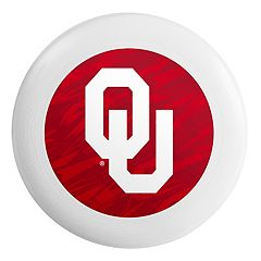 Forever Collectibles Oklahoma Sooners Flying Disc