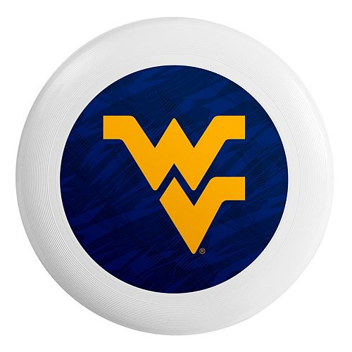 Forever Collectibles West Virginia Mountaineers Flying Disc
