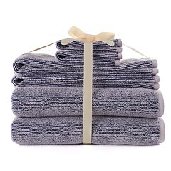 Simple by Design Reversible Bath Towel Set