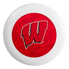 Forever Collectibles Wisconsin Badgers Flying Disc