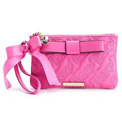 Juicy Couture Sweet Dreams Bow Wristlet