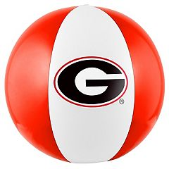 Forever Collectibles Georgia Bulldogs Beach Ball