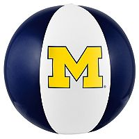 Forever Collectibles Michigan Wolverines Beach Ball