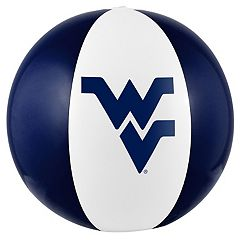 Forever Collectibles West Virginia Mountaineers Beach Ball