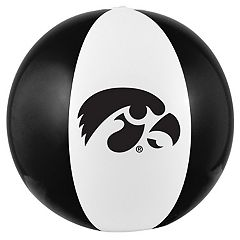Forever Collectibles Iowa Hawkeyes Beach Ball