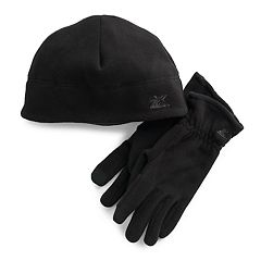 Men's ZeroXposur Motion Tech Performance Beanie & Gloves Set